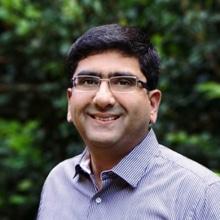 GSG India contacts, Srikrishna Ramamoorthy profile headshot