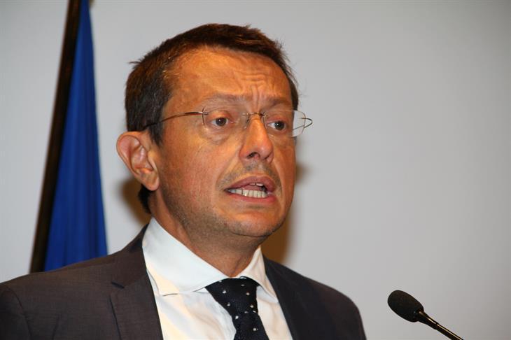 GSG Italy contacts, Mario Calderini profile headshot