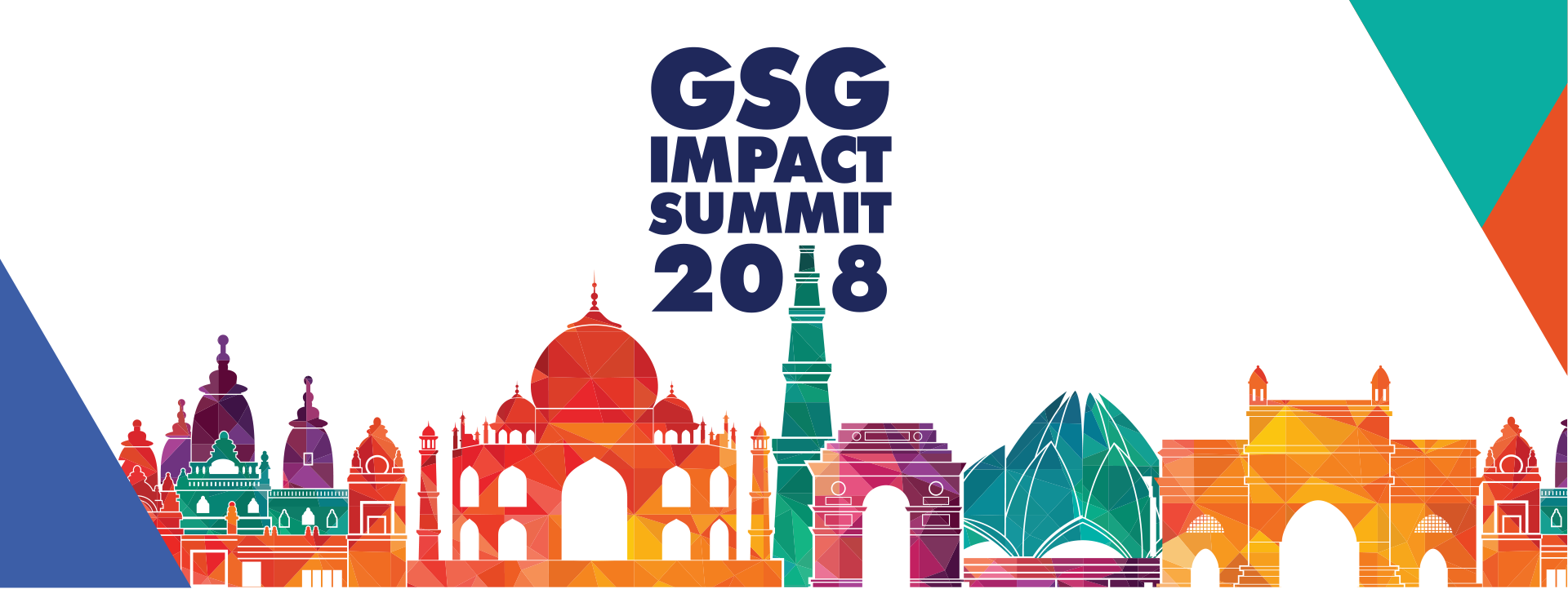 GSG Impact Summit 2018, New Delhi, India