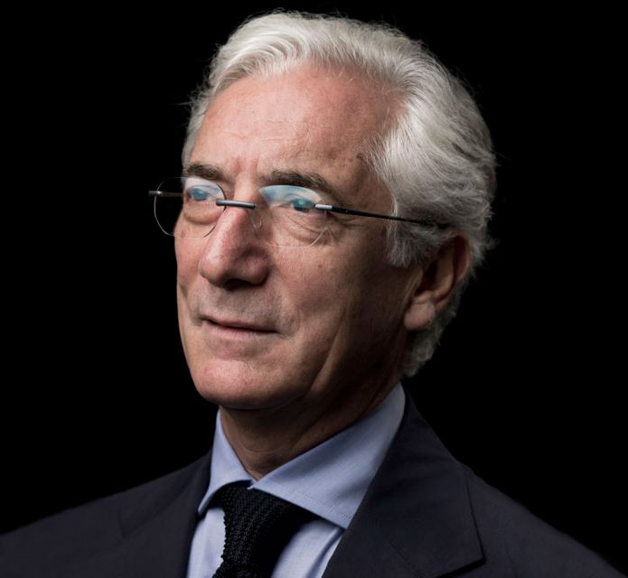 GSG contacts, Sir Ronald Cohen profile headshot