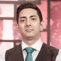 GSG India contacts, Kartik Desai profile headshot