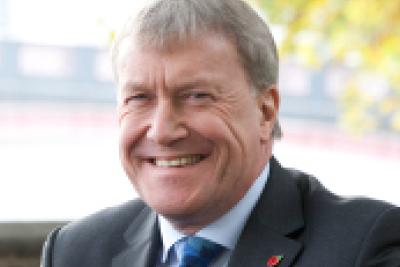 GSG United Kingdom contacts, Sir Tony Hawkhead profile headshot
