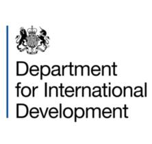 DFID logo - GSG