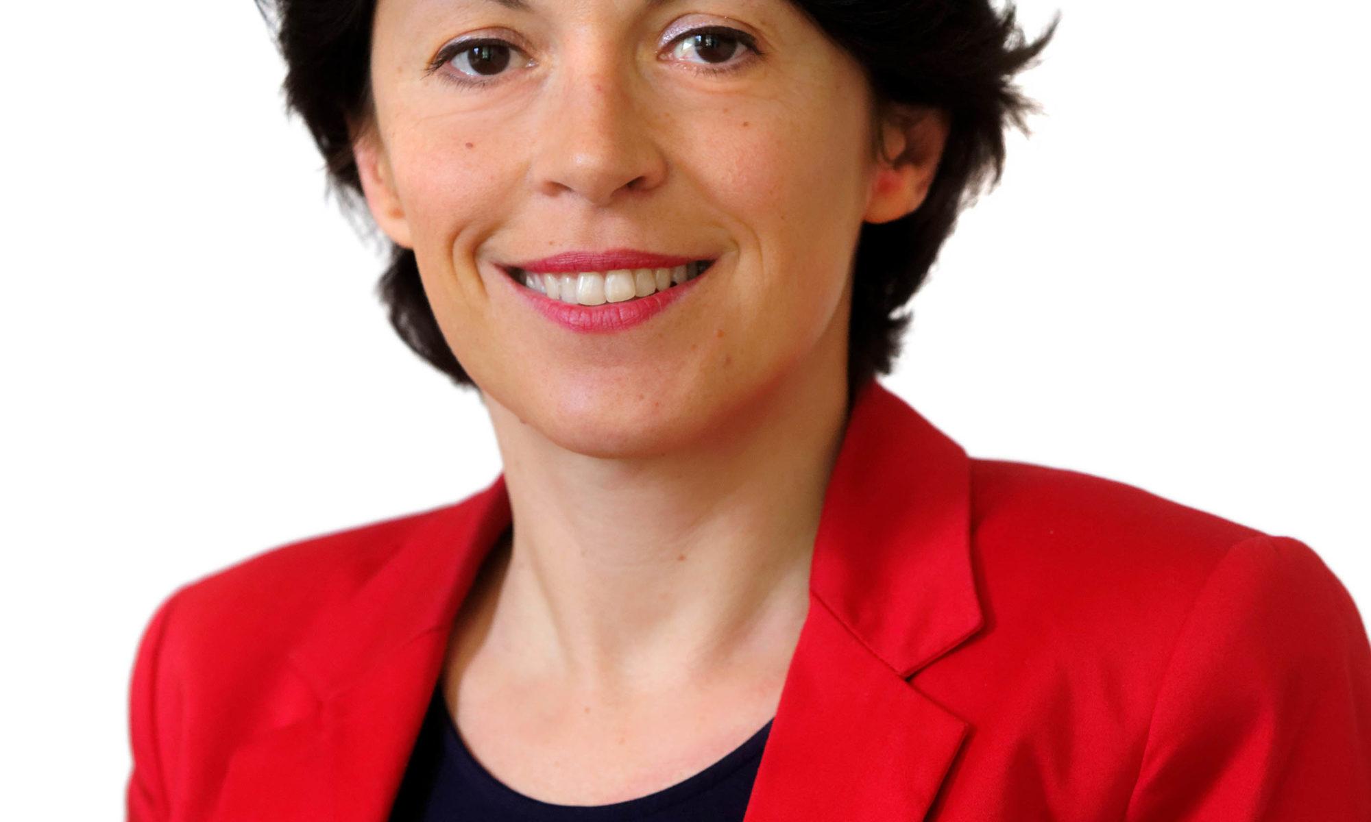 GSG France contacts, Géraldine Lacroix, Director of Social Cohesion Caisse Des Dépôts profile headshot