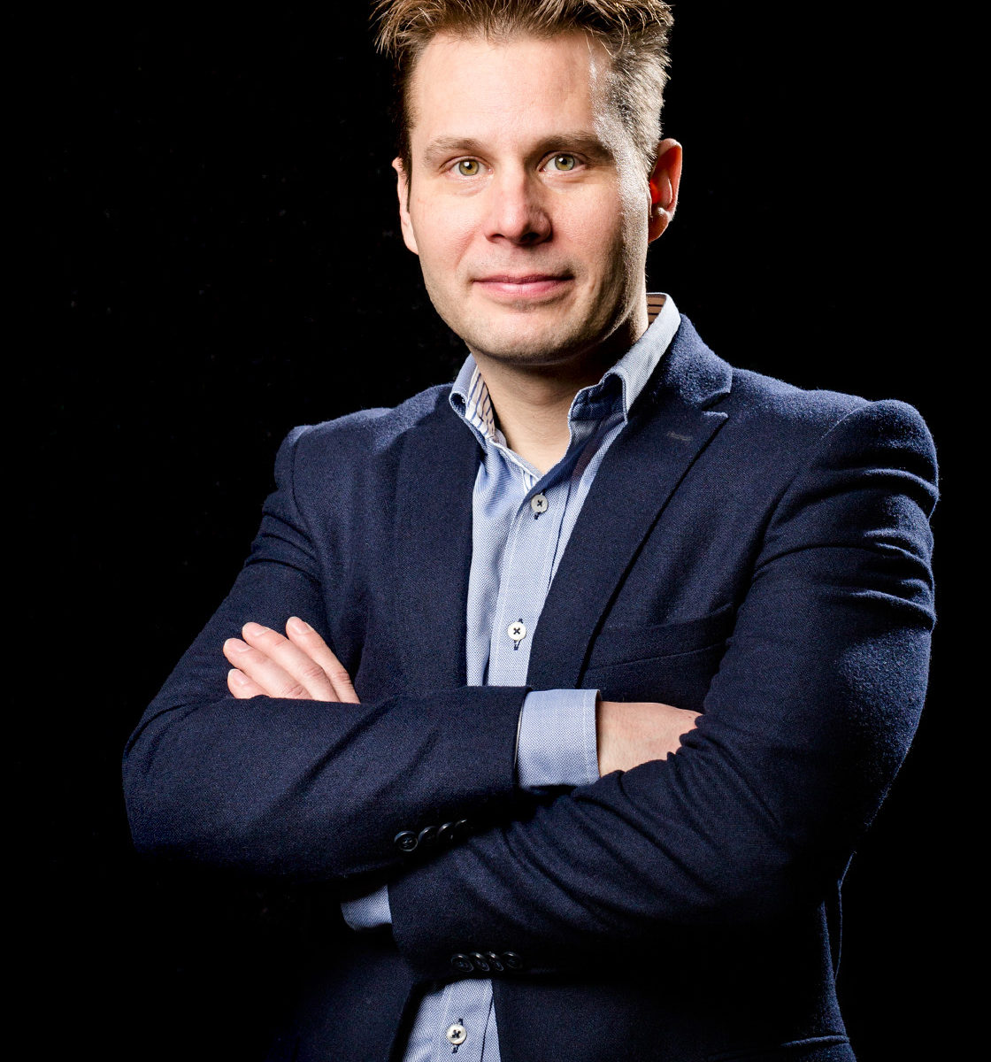 GSG Finland contacts, Juuso Janhonen profile headshot