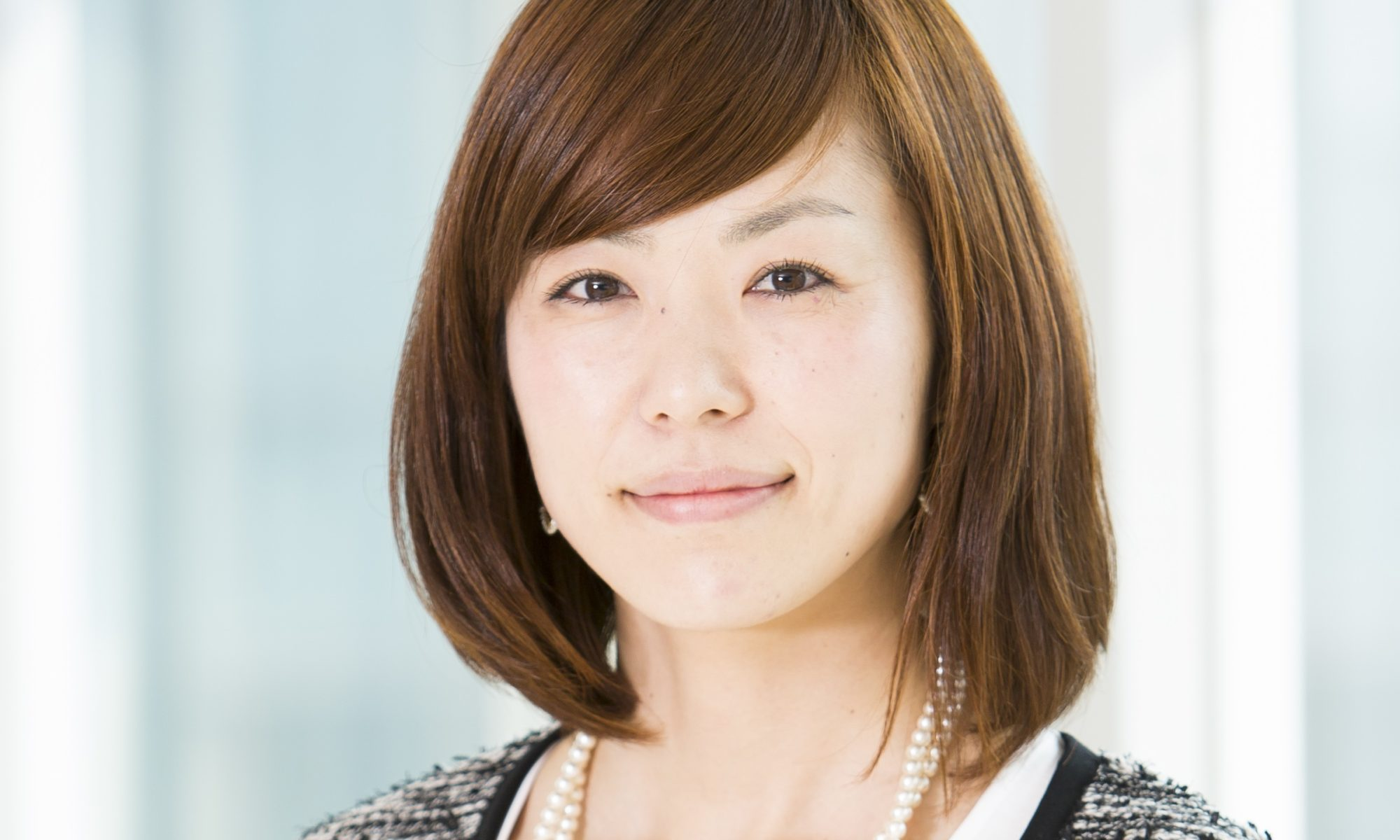 GSG Japan contacts, Nanako Kudo profile headshot
