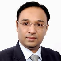 GSG India contacts, Nitin Aggarwal profile headshot