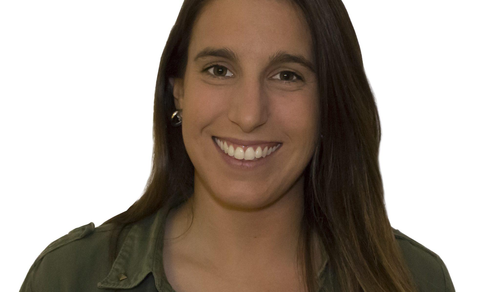 GSG Argentina and Uruguay contacts, Paula Mosera profile headshot