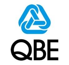 QBE logo - GSG