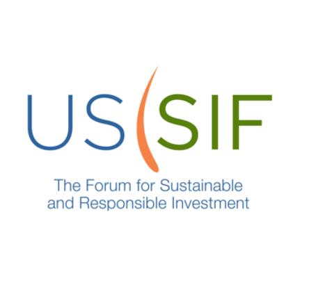 US SIF logo - GSG