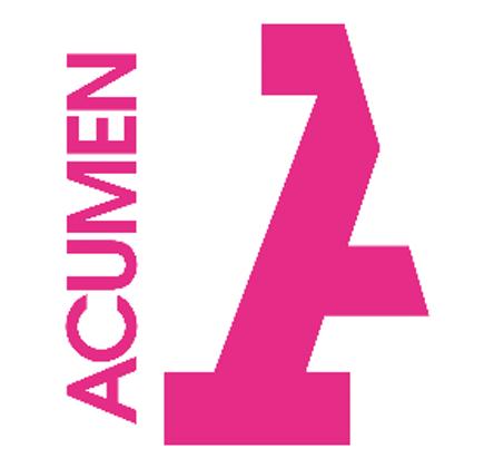 Acumen logo - GSG
