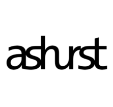 Ashurst logo - GSG