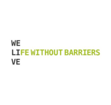 Life Without Barriers logo - GSG
