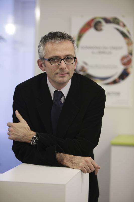 GSG France contacts, Denis Dementhon profile headshot