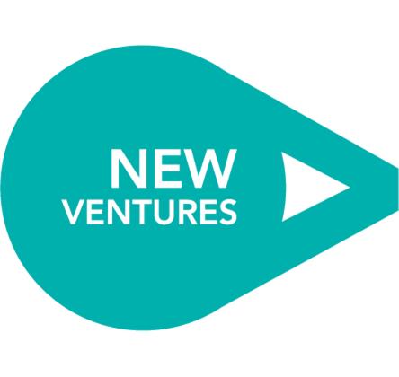 New Ventures logo - GSG